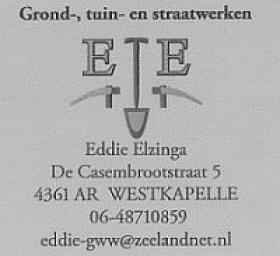 Eddie Elzinga - Grond-, tuin- en straatwerken